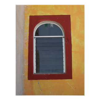 メキシコ窓 ポスター