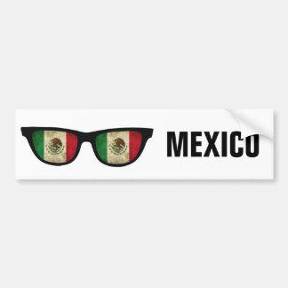 メキシコ陰カスタムな文字及び色のバンパーステッカー バンパーステッカー