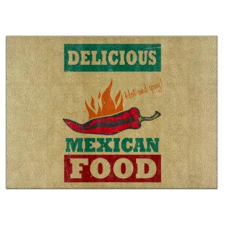 メキシコ食糧 カッティングボード