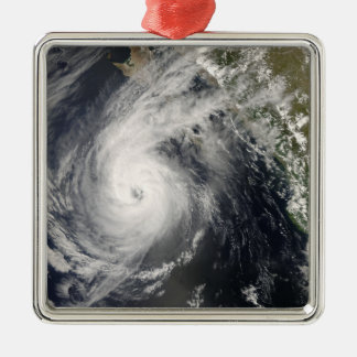 メキシコ2の沖のハリケーンノーバート メタルオーナメント