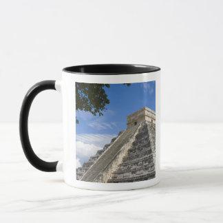 メキシコ、キンタナ・ロー州、カンクンの近くで、Chichen マグカップ