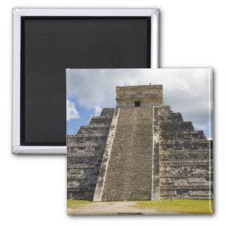 メキシコ、キンタナ・ロー州、カンクンの近くで、Chichen 2 マグネット