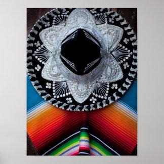 メキシコ、サン・ミゲルDeアジェンデ2 ポスター