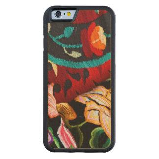メキシコ、サン・ミゲルdeアジェンデ CarvedメープルiPhone 6バンパーケース