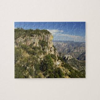 メキシコ、チワワ、銅渓谷の州。 これ ジグソーパズル