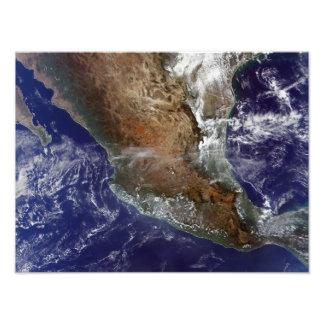メキシコ フォトプリント
