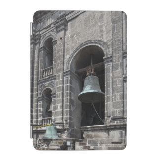 メキシコ、メキシコシティ、Zocalo。 鐘桜 iPad Miniカバー