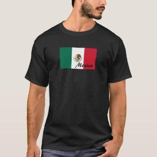 メキシコ(02)の旗 Tシャツ