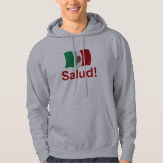 メキシコSalud! パーカ