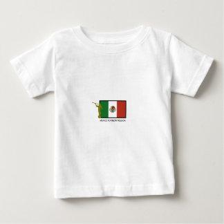 メキシコTORREONの代表団LDS CTR ベビーTシャツ