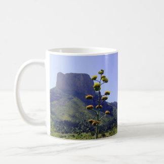 メサおよびmagueyの大きいくねりのマグ コーヒーマグカップ