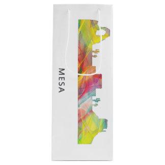 メサのアリゾナのスカイラインWB1 - ワインギフトバッグ