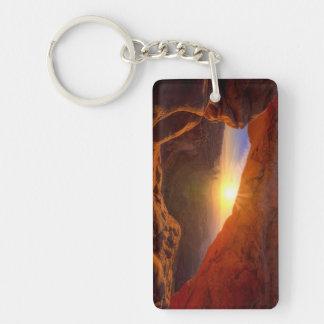 メサのアーチ、Canyonlandsの国立公園 キーホルダー
