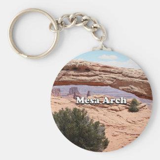 メサのアーチ: Canyonlandsの国立公園、ユタ キーホルダー