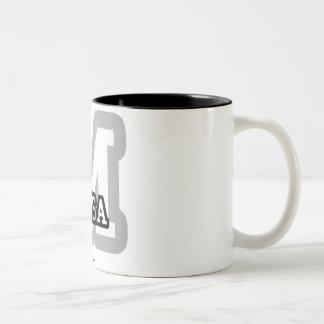 メサ ツートーンマグカップ