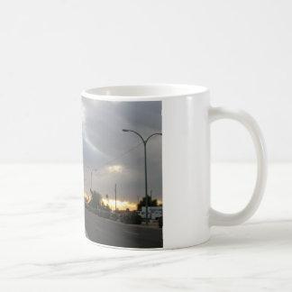 メサAZの日没 コーヒーマグカップ
