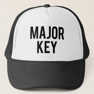 メジャーキーのトラック運転手の帽子 キャップ