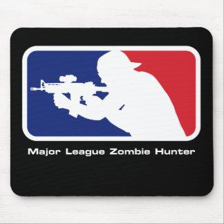 メジャーリーグのゾンビのハンター-射手-マウスパッド マウスパッド