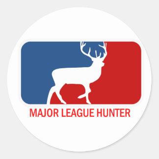 メジャーリーグのハンター ラウンドシール