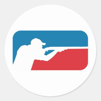 メジャーリーグの射手 ラウンドシール