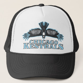 メジャーリーグのKickballシカゴKestralsの帽子 キャップ