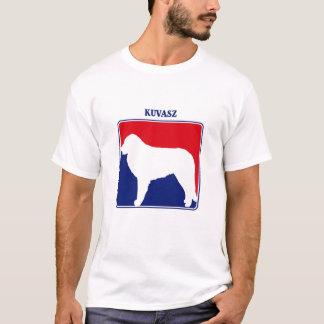メジャーリーグのKuvaszのTシャツ Tシャツ