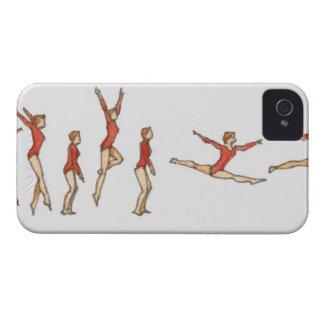 メスの体育専門家を示している絵の順序 Case-Mate iPhone 4 ケース