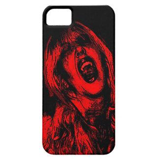 メスの吸血鬼 iPhone SE/5/5s ケース