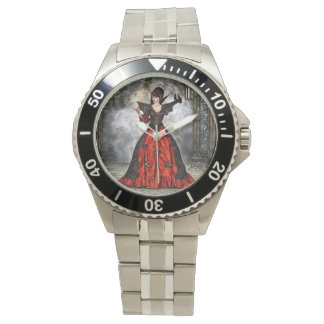 メスの魔法使い 腕時計