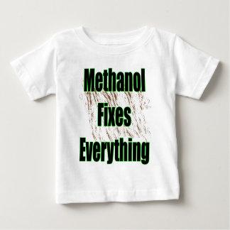 メタノールはすべてを1修理します ベビーTシャツ