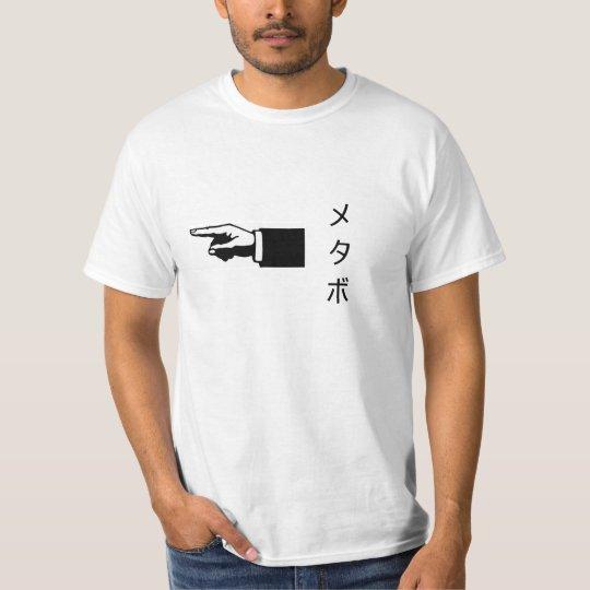 メタボ Tシャツ