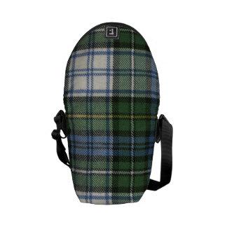 メッセンジャーバッグのキャンベル小型服の古代タータンチェック メッセンジャーバッグ