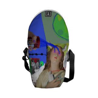 メッセンジャーバッグ: メリー#2の混乱 メッセンジャーバッグ