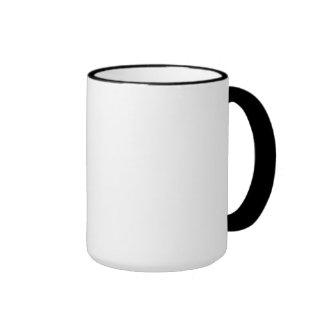 メッセージのマグ リンガーマグカップ