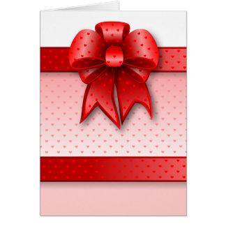 メッセージカード愛背景 カード