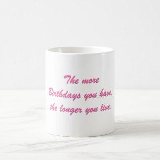 メッセージ#1が付いているマグ ベーシックホワイトマグカップ