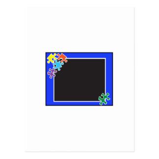 メモの黒板 ポストカード