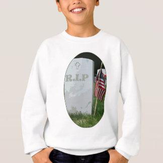 メモリアルデー: プライドと覚えて下さい スウェットシャツ