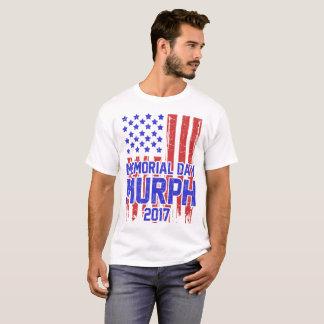 メモリアルデーMURPH 2017年 Tシャツ