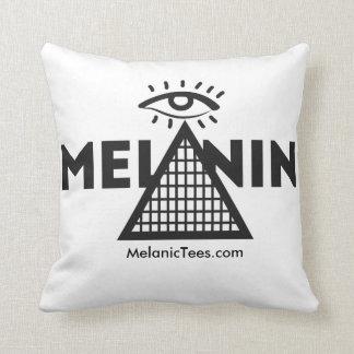 メラニンの枕のすべての目 クッション