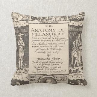 メランコリーの解剖学 クッション