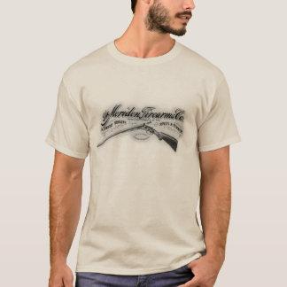 メリデンの火はCo.の人の基本的なTシャツを武装させます Tシャツ