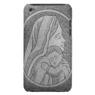 メリーおよびベビーのイエス・キリストIPodの例(容認) Case-Mate iPod Touch ケース