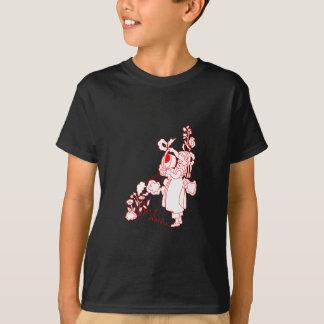 メリーかなり反対に Tシャツ