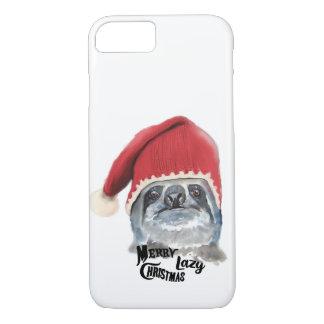 メリーで不精なクリスマス iPhone 8/7ケース