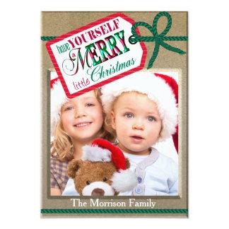 メリーで小さいクリスマスMLCa カード