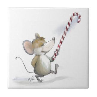 メリーなマウスのMoeの休日のタイル タイル