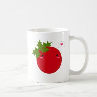 メリーな果実 コーヒーマグカップ