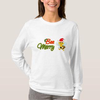 メリーな蜂 Tシャツ