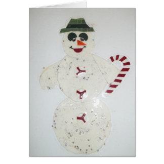 メリーな雪だるま4 カード